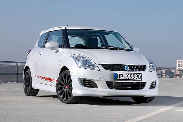 Suzuki Swift X-ITE Edition - новинка для Германии